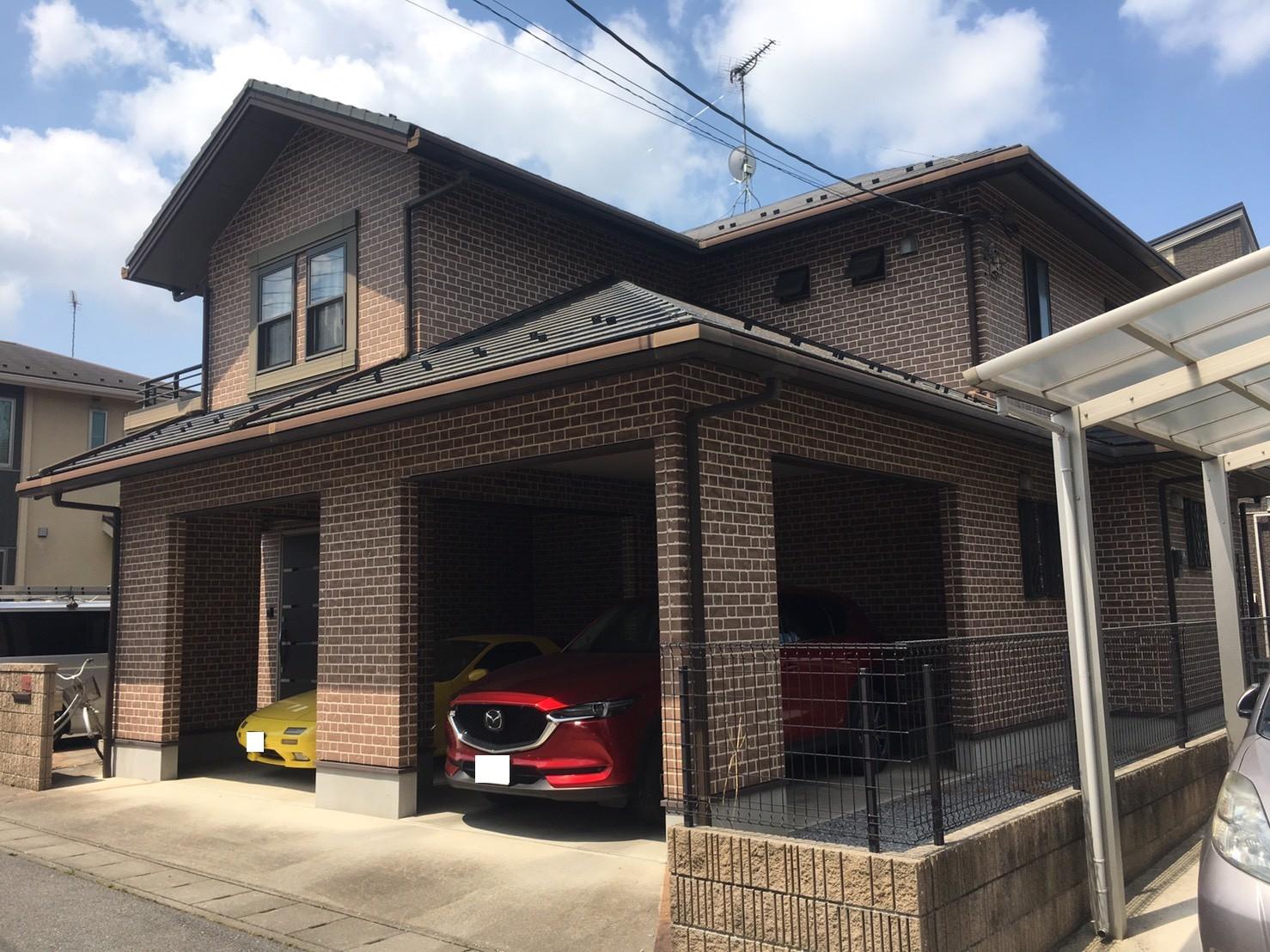 外壁 トヨタ 塗装 ホーム